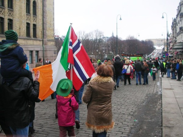 St Patrick's Day Around The World - a gallery on Flickr
