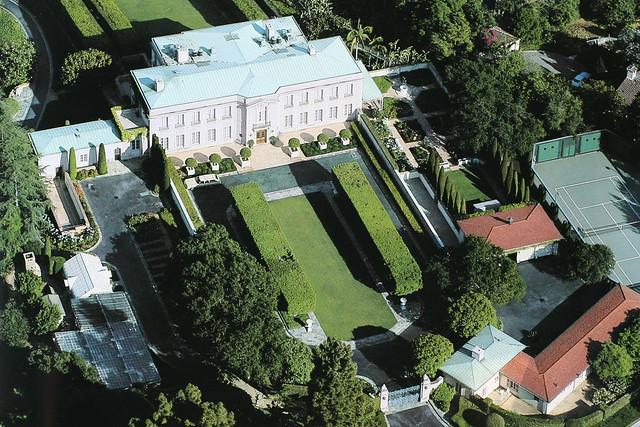 Kirkeby Estate From The Beverly Hillbillies Flickr