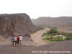 Oásis de Fint e Palmeiral a 15km de Ouarzazate