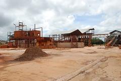 mine de cuivre - Zambie (around Kabwe)