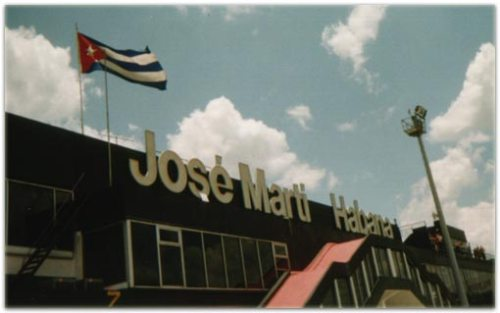 José Martí International Airport