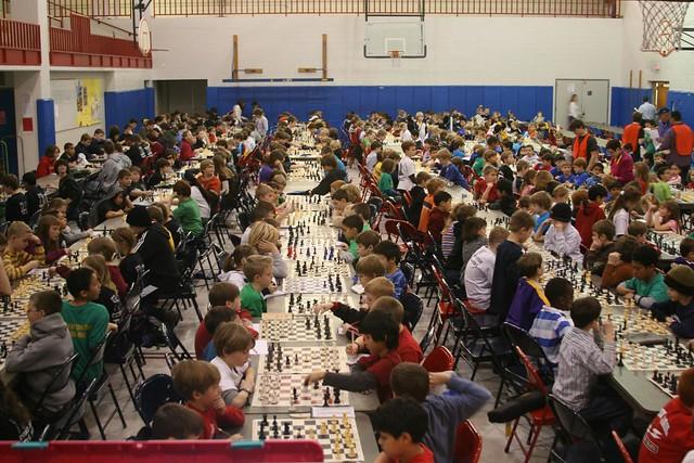 A Chess Tournament