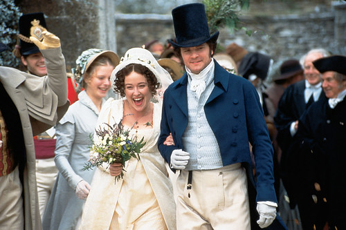 Pride & Prejudice wedding