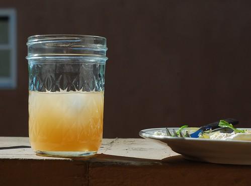 grapefruit juice by Flickr user kylewm