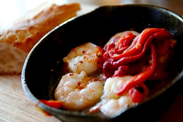 Sauteed Shrimp 6-5-09 IMG_5084