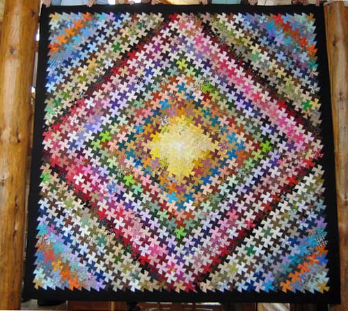 The Thunder Bay Charm Quilt