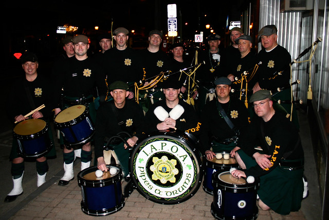 I.A.P.O.A. Pipe & Drums