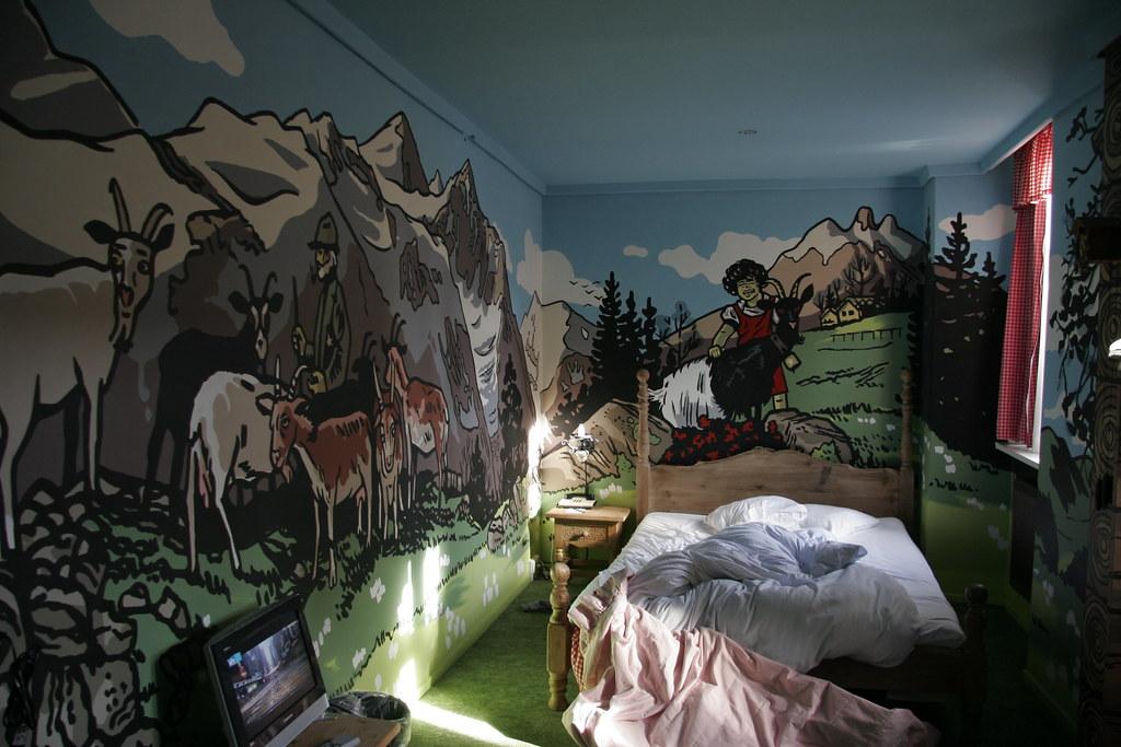 Room 409 Heidi