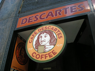 Descartes Coffee, Chicago: Larry Miller