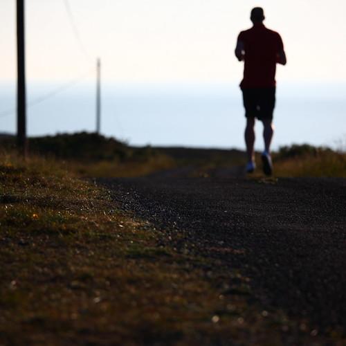 running - I