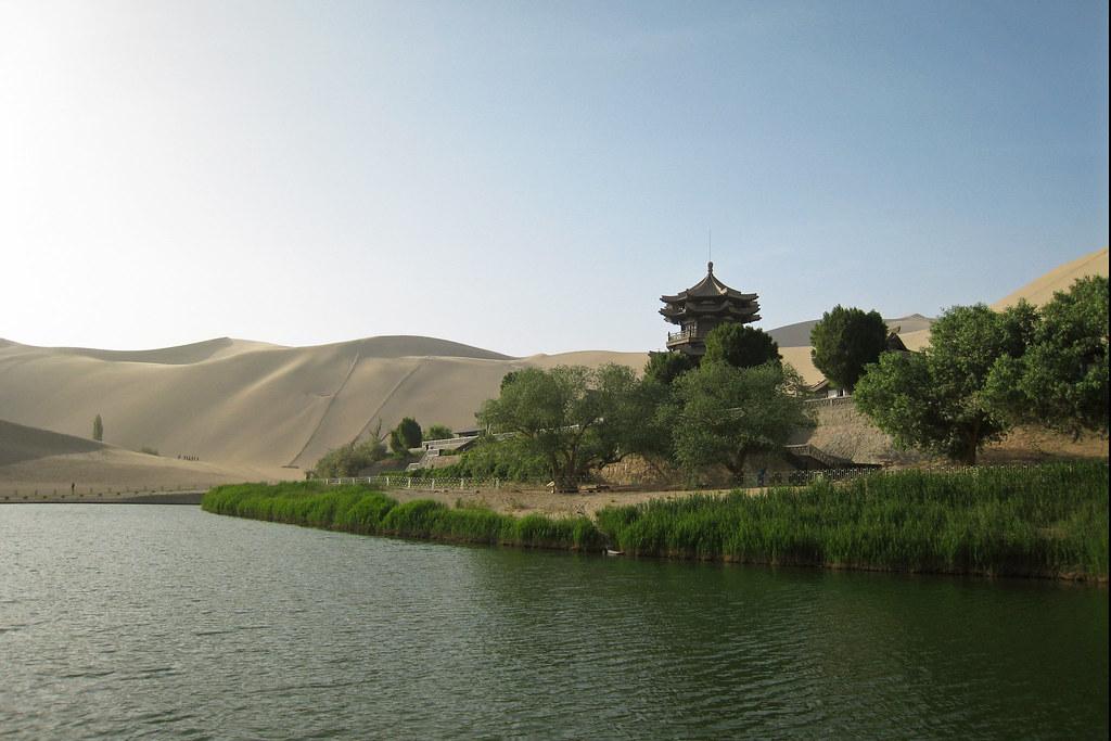China - Crescent Moon Lake