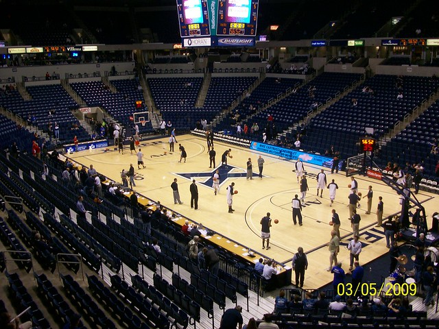 Xavier University Cintas Center   -