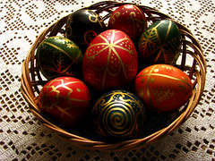 Happy eggs - Hristos vaskrese!