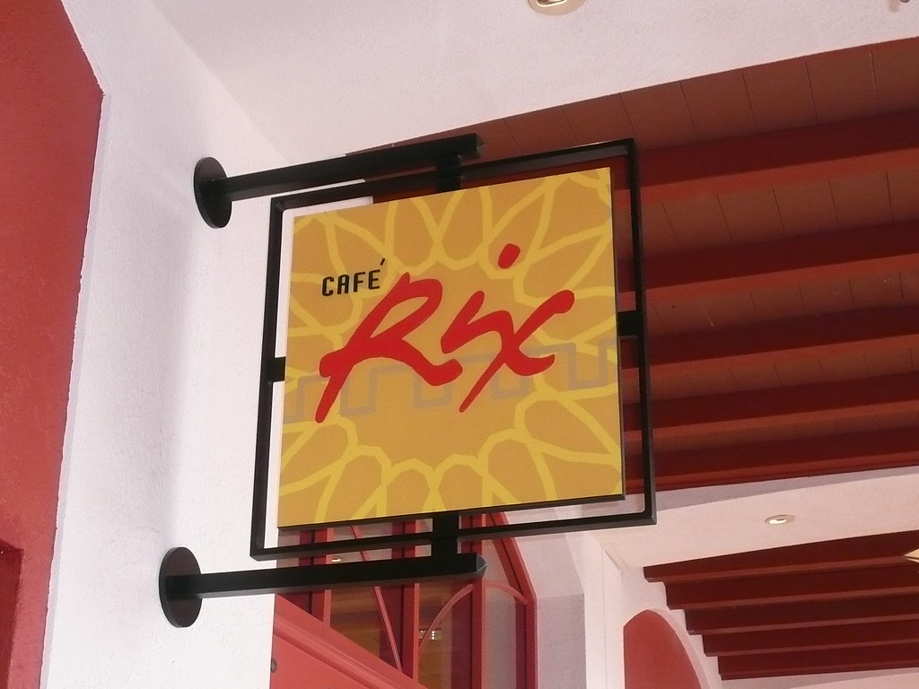 Rix Lounge Sign Disney Coronado Springs Hotel