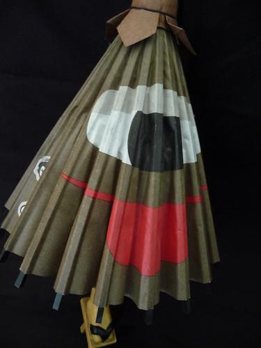 Japanese Umbrella Ghost