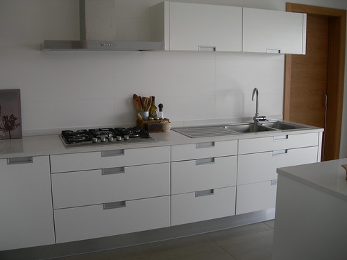 our white kitchen
