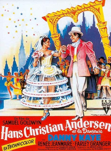 Poster do filme Hans Christian Andersen