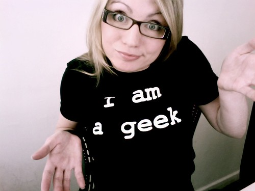 I am a geek