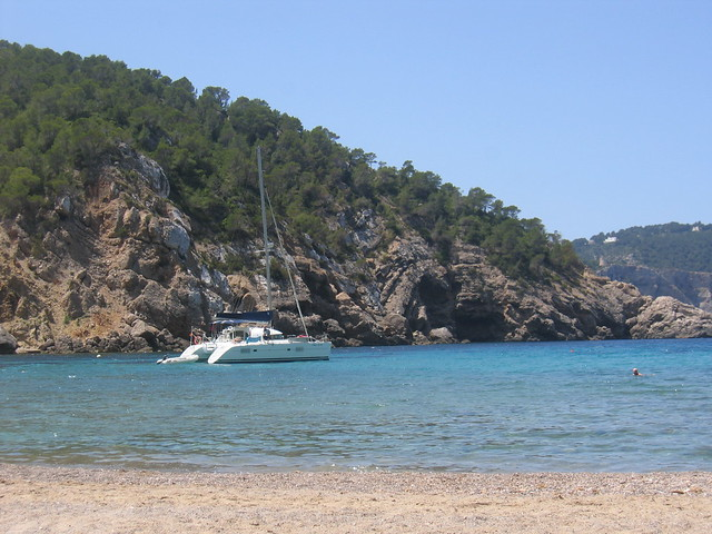 the beach of Benirras