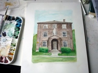 St. Mary's Convent, Freeport, PA- Heather Young 2010