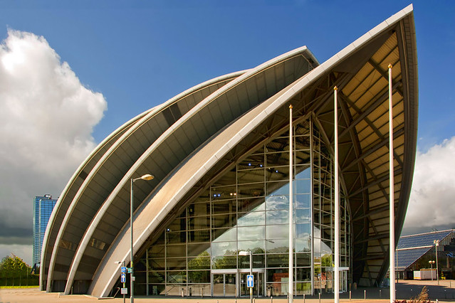 Clyde Auditorium The Armadillo Flickr Photo Sharing