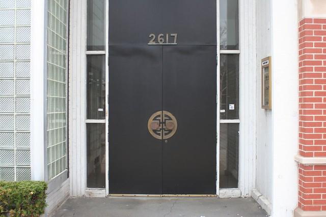 Fabulous entrance