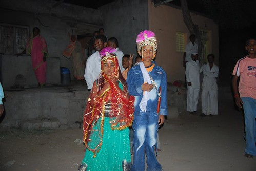 Is this a Child Marriage in 2009?