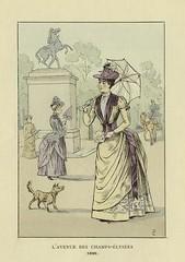 L'avenue des Champs-Élysées. (1898)