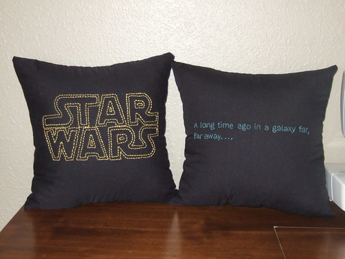 pillows - front