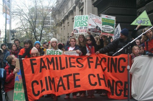 Climate Emergency - Families facing Climate Change