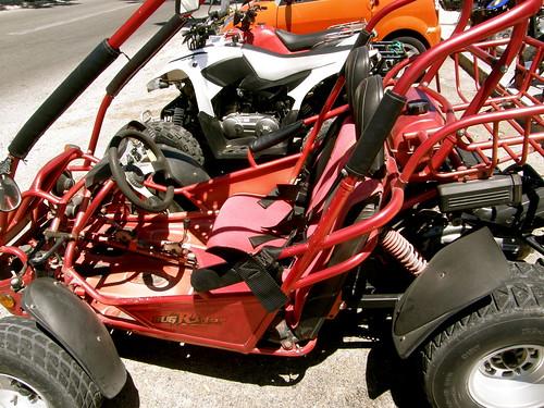 Cool Buggy, Santorini