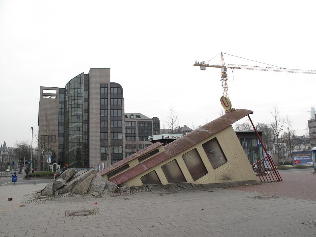 FRANKFURT/Main  - Bockenheimer Warte