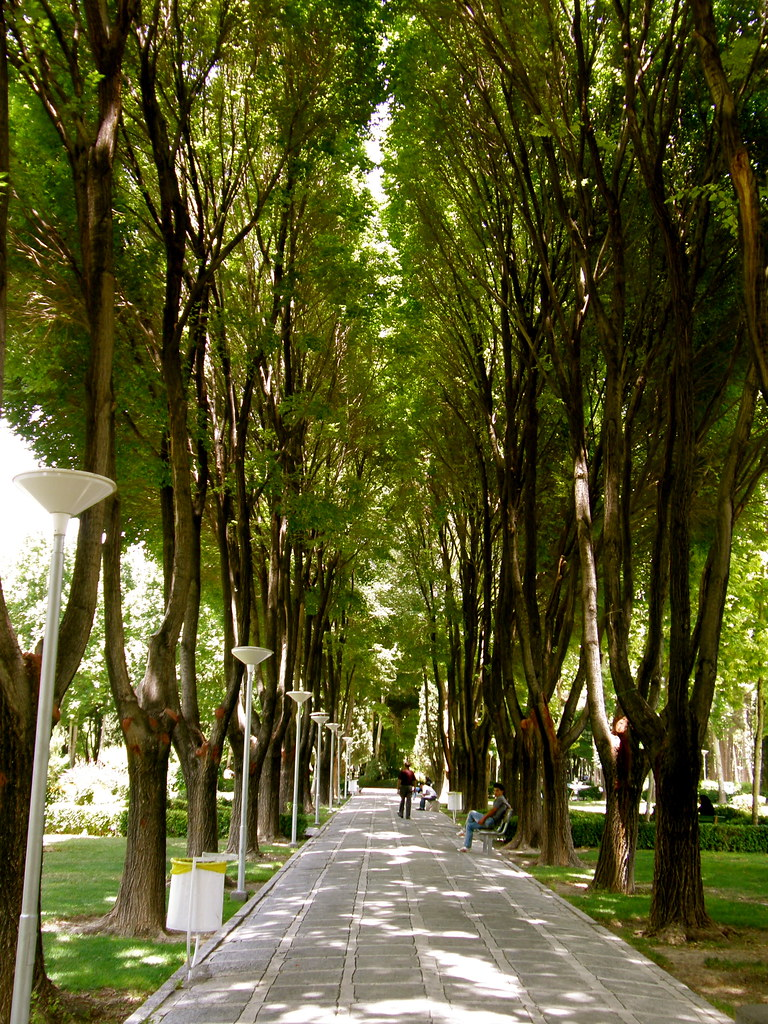 Garden Leading to Hasht Behesht, Esfahan