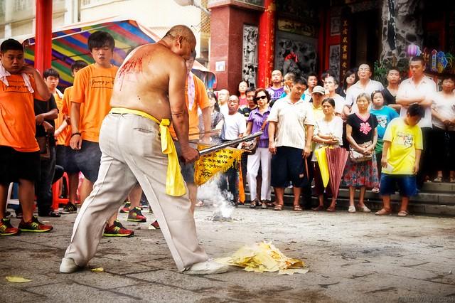 Taiwan Taoist Ji Tong Religious Event 004