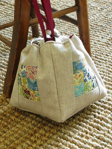 Catherine's Komebukuro bag 5