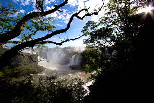 Iguazú, lado argentino