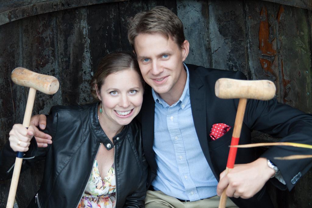 Johan&Cias bröllopsfest
