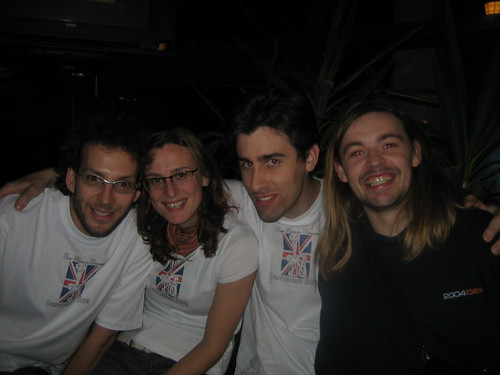 Team EMU at Darmstadt
