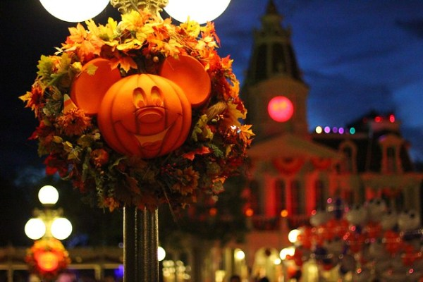 Mickey's Not-So-Scary Halloween Party 2013