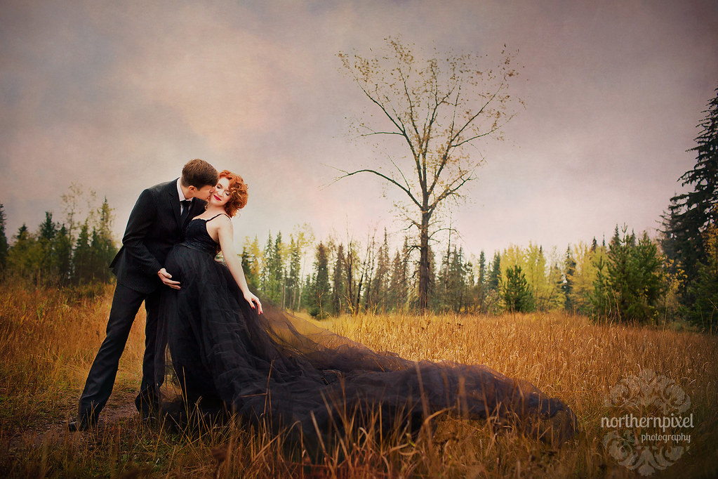 Fall Maternity Session Prince George British Columbia canada Northern BC Photography