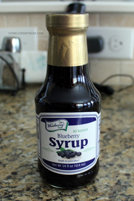 BLUEBERRY syrup review