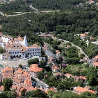 Palace-hopping in Sintra