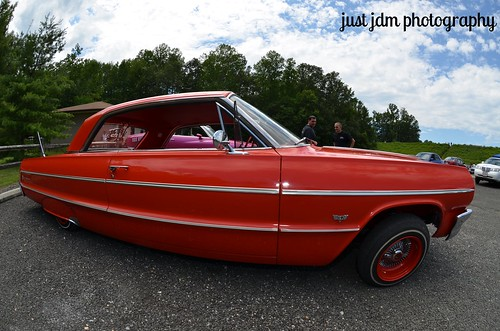 westside lowriders red hopper impala (1)