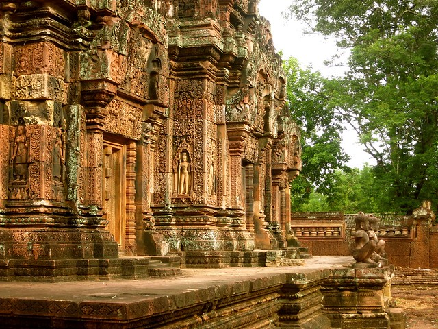 Banteay Srei 2013