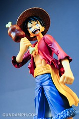 Monkey D. Luffy - P.O.P Sailing Again - Figure Review - Megahouse (35)
