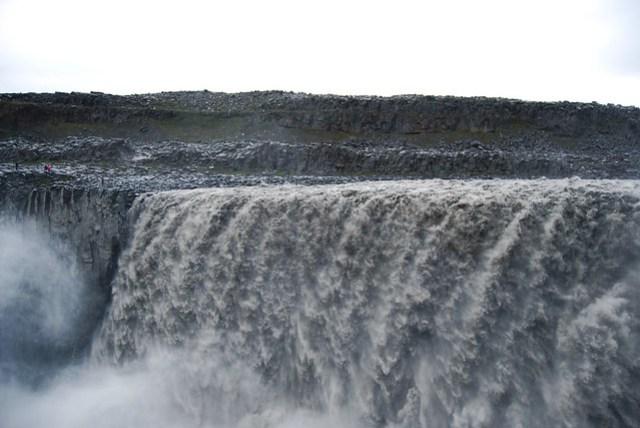 Parque Nacional de Jökulsárgljúfur - Dettifoss - CC Roser Martínez