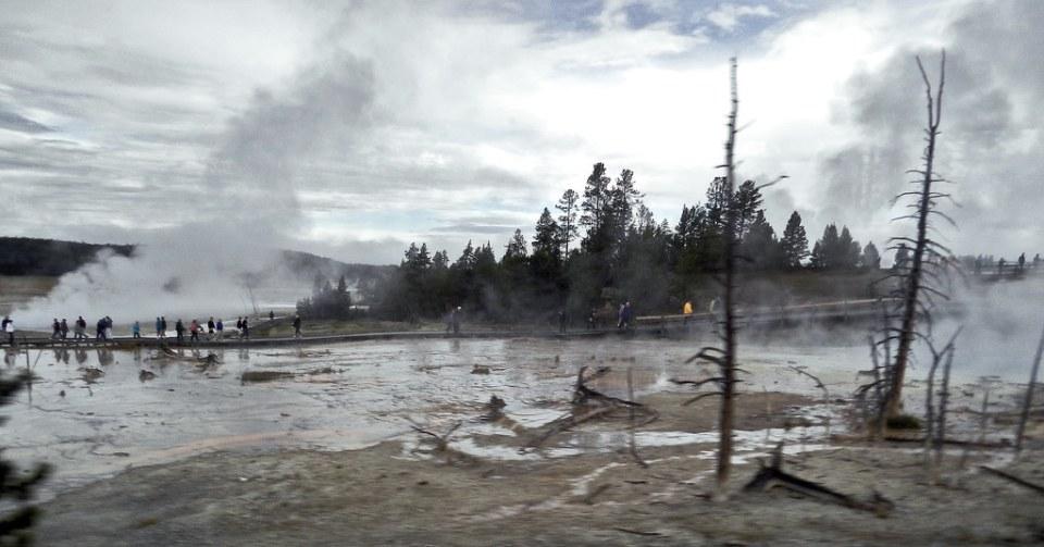 Rio Yellowstone Parque Nacional de Yellowstone EEUU 08