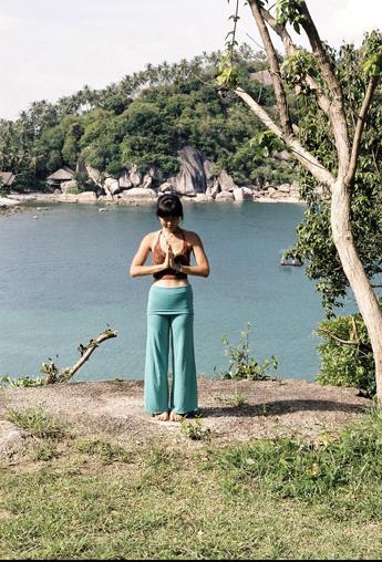 Namaste! Tadasana/Samasthiti with Anjali mudra