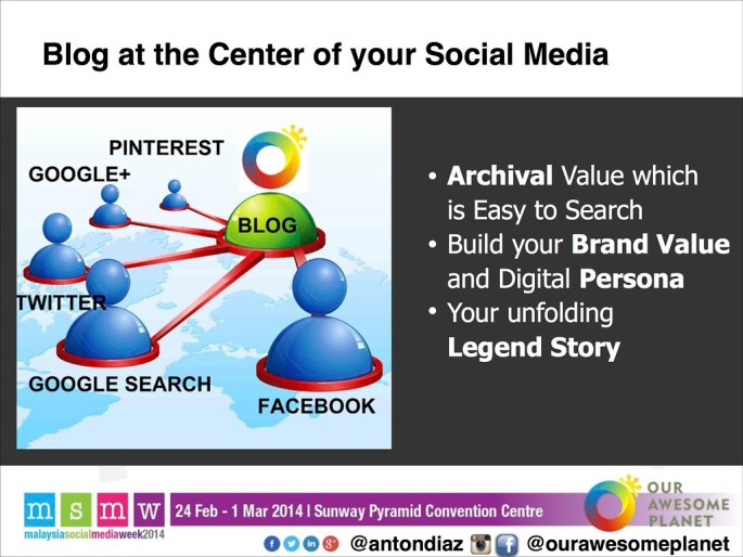 The Road to 1,000,000 Pageviews - The OAP Story MSMW2014 -18