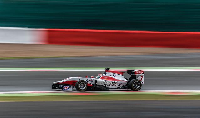 Silverstone - GP3 Qualifying